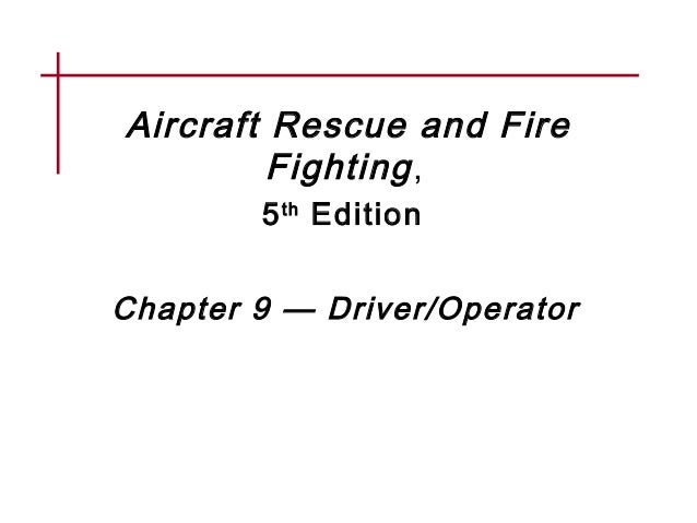 Chapter 09 Driver Operator