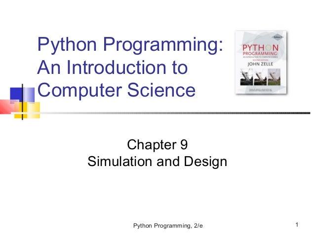 Python in details