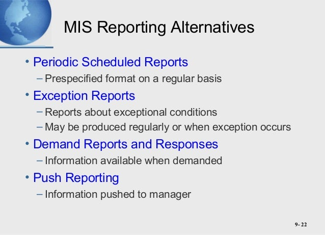 dss mis The authors argue that dss language evaluation and selection should be a   keen, pgw value analysis: justifying decision support systems, mis.