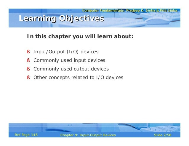 Chapter 09 io devices Slide 2