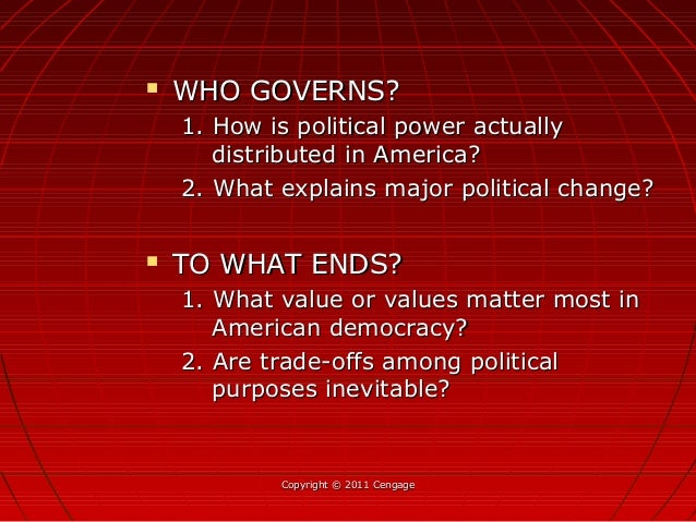 an analysis of american government The field falls within the broader discipline of political science, the study of government and power students and scholars of american government try to answer questions concerning the political culture, the distribution of power, decision-making processes, government policies, and laws, among other issues and behaviors.
