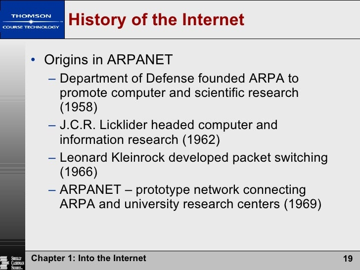 arpanet and the power of the internet Mike power: ever since the  stanford students using arpanet accounts at stanford university's artificial intelligence laboratory engaged  and that internet has.