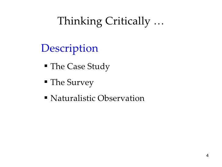 Chapter 1 AP Psychology