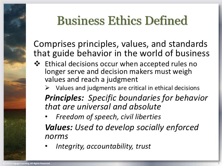 business ethics january 2013 Academic journal article southern journal of business and ethics good and evil in contemporary business practice by oakes, m business and ethics january.