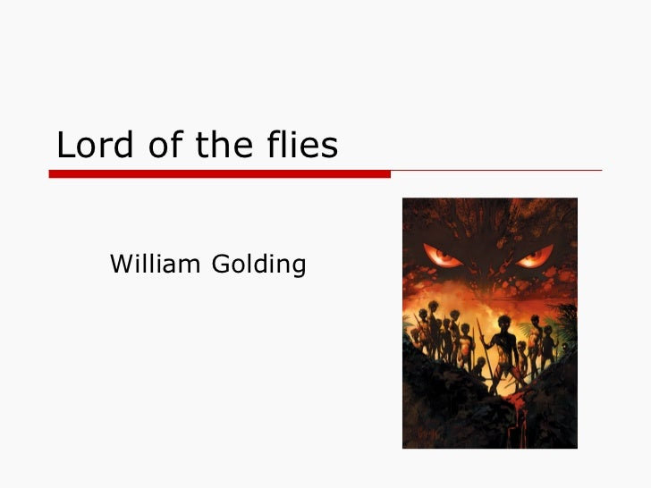 essay fly lord topic Read this literature essay and over 88,000 other research documents lord of the flies the novel, lord of the flies, deals a lot with characterization the character that stood out the most was.