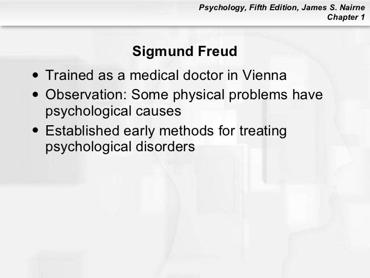the early works of sigmund freud and b f skinner On the other hand bf skinner believes that personality id developed by external environment (sigmund freud life work and theories, 2006) sigmund freud, an austrian physician developed psychoanalytic theory in the early 1900s.