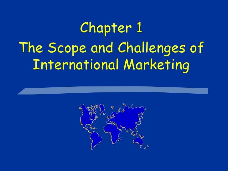 international business chapter 1 Welcome to international business, eighth edition, by charles wl hill chapter 1: globalization  critics worry for example, that globalization will cause job losses, damage the environment, and create cultural imperialism supporters however, argue that globalization means lower prices, more economic growth, and more jobs.