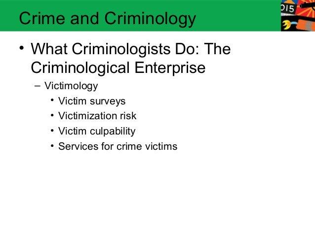 relationship between criminology penology and victimology vs