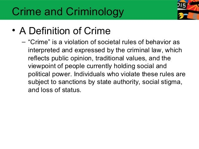 What does a Criminologist do?