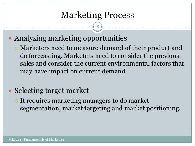 fundamentals of marketing unit 1 introduction to marketing Fundamentals of marketing unit 1 some key terms and concepts from unit 1 of the mktg7 textbook by lamb/hair/mcdaniel study play what are the five (5) conditions for exchange at least two parties something of value communication and delivery freedom to accept or reject.