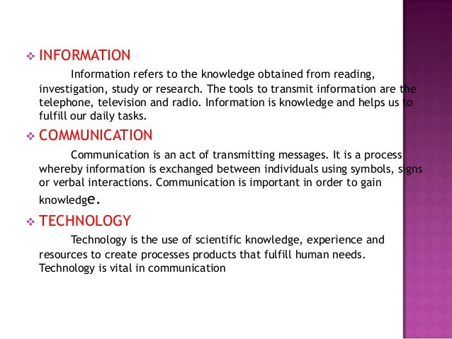 Chapter 1-introduction to ict Slide 3