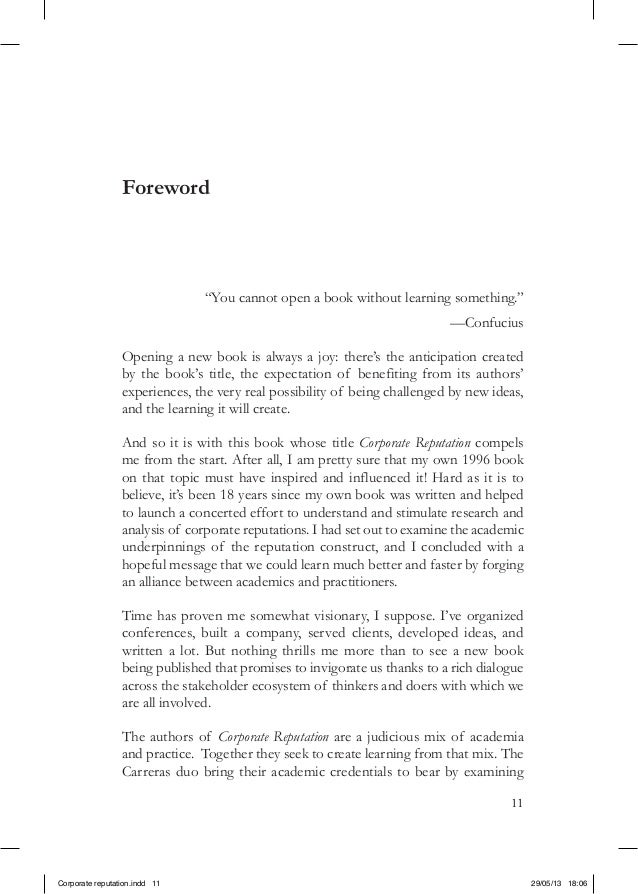 """11Foreword""""You cannot open a book without learning something.""""—ConfuciusOpening a new book is always a joy: there's the an..."""