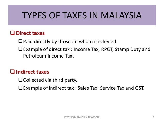 Acca f6 malaysian tax study text ebook array chapter 1 rh slideshare net fandeluxe Gallery
