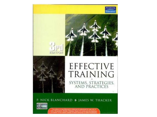 Chapter 1 Training in Organizations