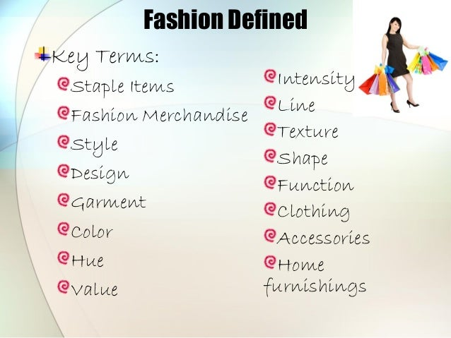 Difference Between Style And Design In Fashion
