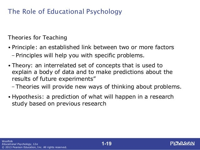 Chapter 1 1 18 19 the role of educational psychology fandeluxe Image collections