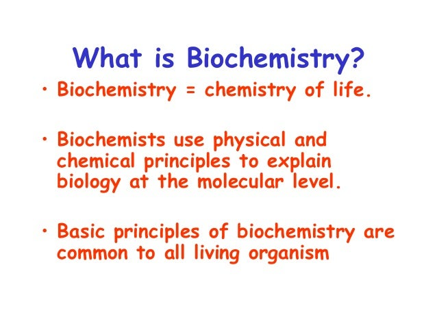 chapter 1 - introduction to biochemistry (slideshare), Human Body
