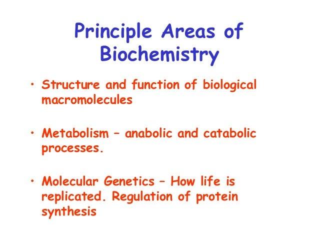 Biochemistry final ppt.