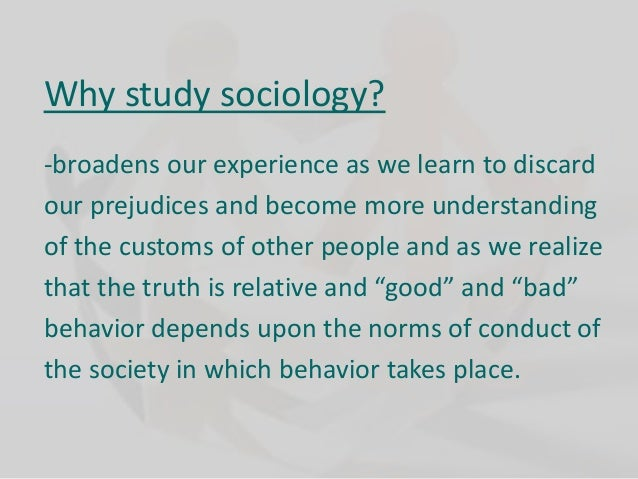 what is sociology pdf