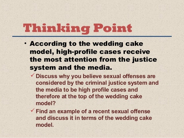 the wedding cake model of criminal justice system quizlet chapter 1 20907