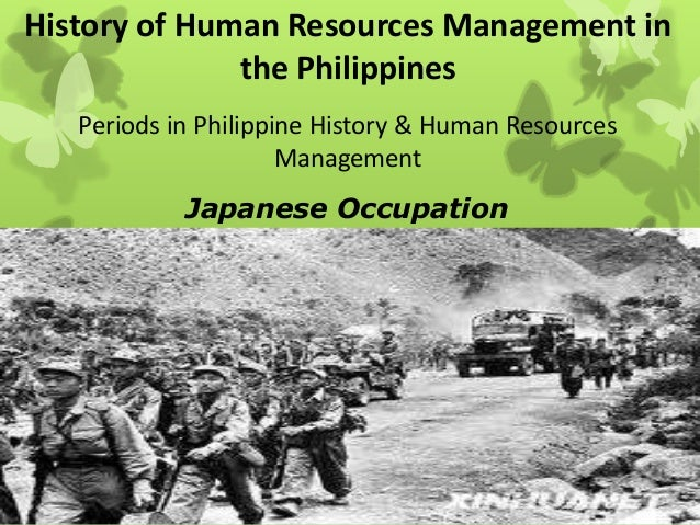 a history of the human resource management Special report on history of human resource management, along with research on current topics, trends and surveys relating to history of human resource management.
