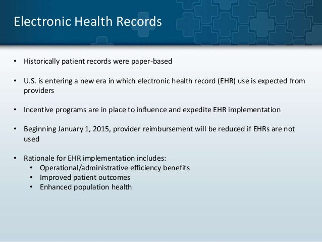 Ehr Chapter 1