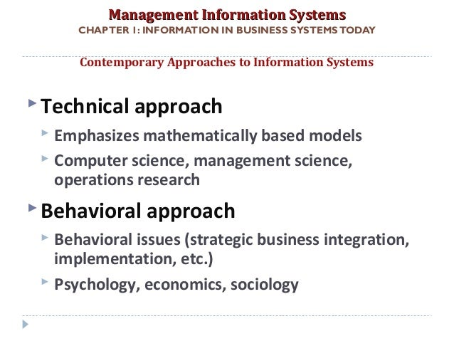 chapter 9 behavioral and organizational issues Chapter 9 - organizational and behavioral issues  and project management we offer a model as an aid to understanding organizational and behavioral issues.