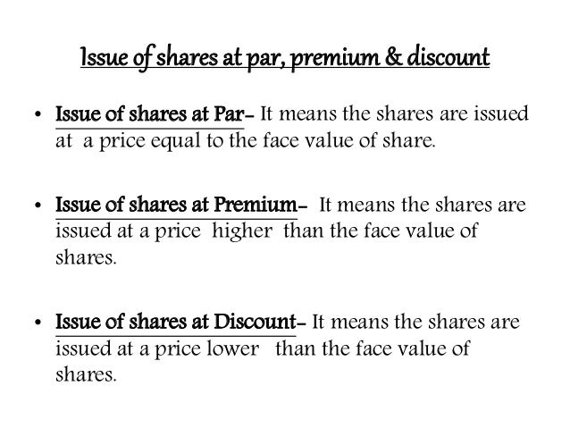 ISSUE OF SHARES AT PREMIUM EPUB DOWNLOAD