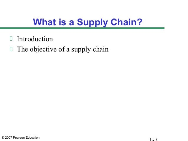 understanding supply chain This is introduction of supply chain we use your linkedin profile and activity data to personalize ads and to show you more relevant ads.