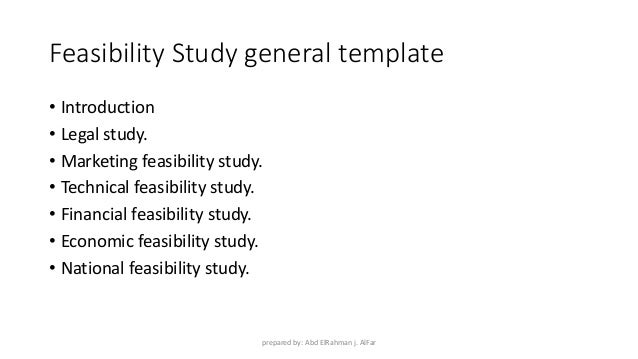 feasibility study on restaurant chapter 1 A feasibility study for a quick-service restaurant  literature with regard to restaurant feasibility study, and then follow the four steps  chapter 1 introduction.