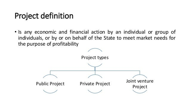 chapter 1 feasibility study 441 current feasibility study practices in private construction projects  the  first chapter is the introduction to the thesis where the research is framed and the.