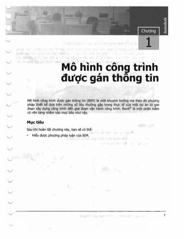 Chl1dng 1 Mo hinh cong trinh  du'Qc geln thong tin  - / M'e hinh cong trlnh Ou'<;fc gan thong tin (181M) la mQt khuynh hl1...