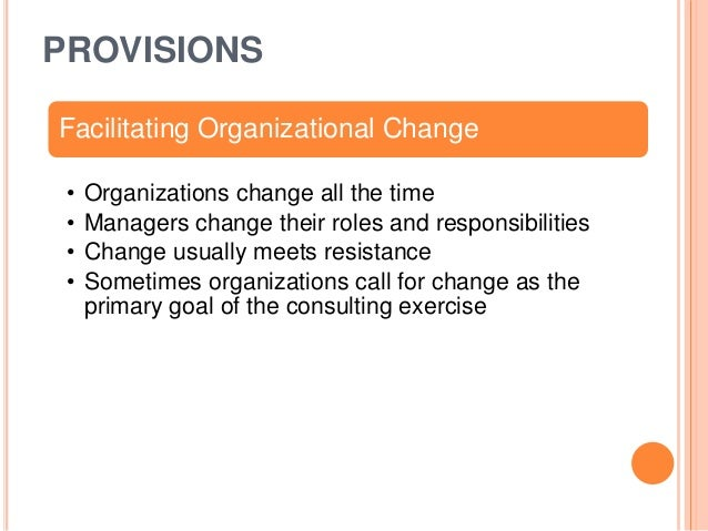 Management Consulting - Summary - MC Summary