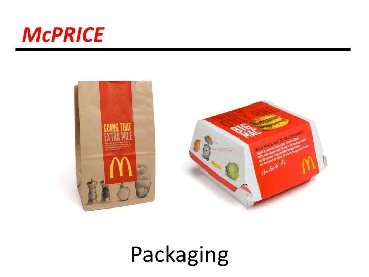 McPRICE<br />Packaging<br />
