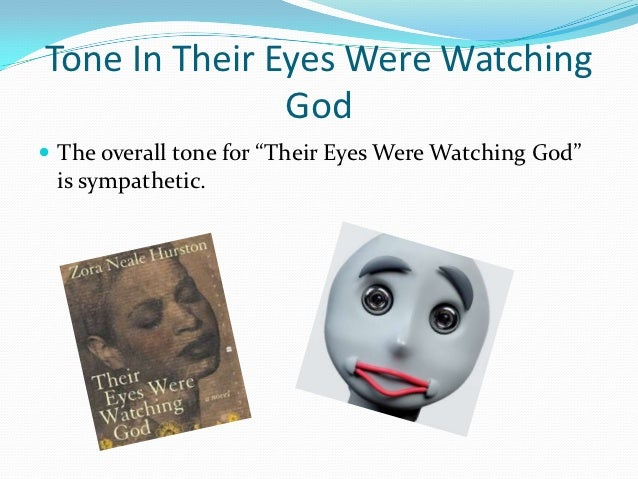 their eyes were watching god reader response Foreshadowing the african-american community's response to their eyes were watching god,  she takes the reader on a journey through janie's life and her.