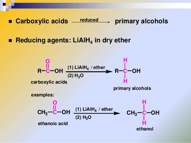 dibal-h carboxylic acid