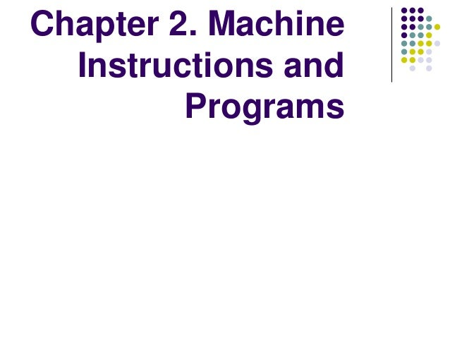 Chapter 1 Basic Structure Of Computers