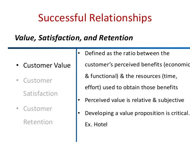 customer service and its effects on customer retention at imagestream Is customer satisfaction an indicator of customer serious adverse effect service elsewhere customer retention is a function of other factors other than.