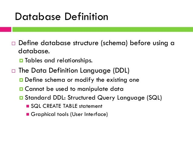 "define a database and a database Data is a plural of datum, which is originally a latin noun meaning ""something given"" today, data is used in english both as a plural noun meaning ""facts or."