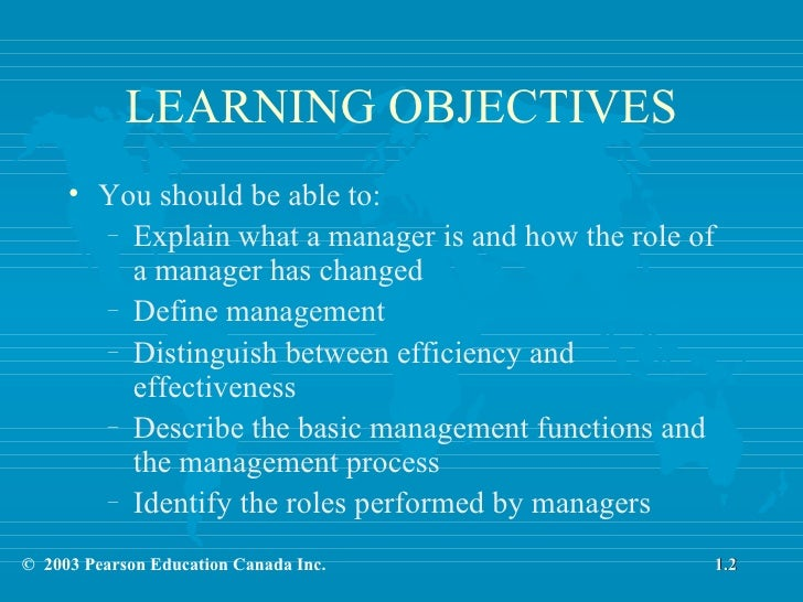 Chapter 1   Introduction To Management And Organizations Slide 2