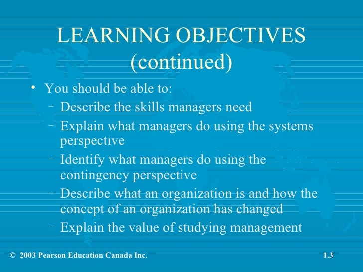 Chapter 1   Introduction To Management And Organizations Slide 3