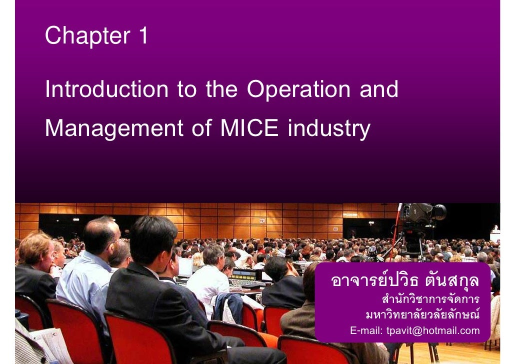 Chapter 1   introduction to mice