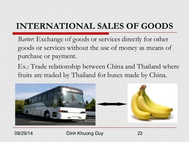 Image result for international barter trade