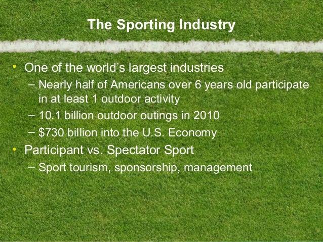 Sport Marketing Chapter 1 Slide 2