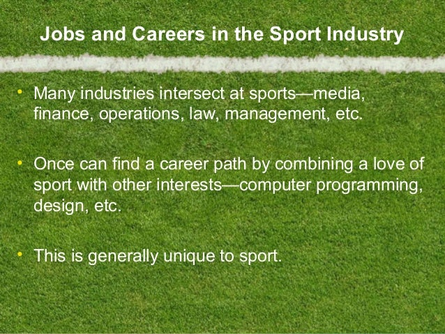 Sport Marketing Chapter 1 Slide 3