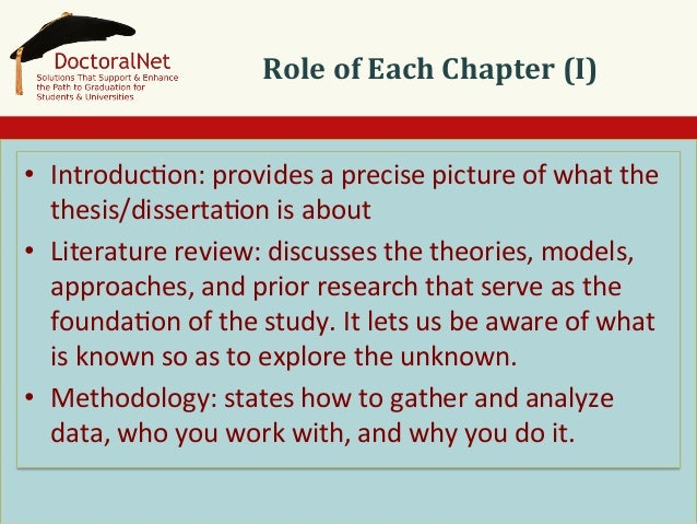 chapter 3 general methodology chapter 3 dissertation methodology and review provision