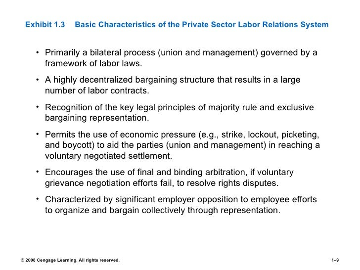 union management relationship Employees are one of the primary stakeholders to a corporation in this lesson, you will learn about the importance of workers' rights and how unions can create a joint relationship with management.