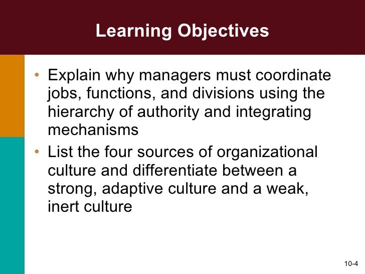 differentiate between strong and weak culture Impact of organizational culture on employee performance  & slocum, j w, jr 2005) the organization performance based upon contribution of strong culture leads to strong association between performance and management sub culture  weak culture the loosely knit organization cultures that helps in pushing thought, attitudes and beliefs of.