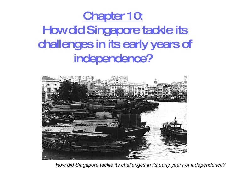 Secondary 2 History Chapter 10
