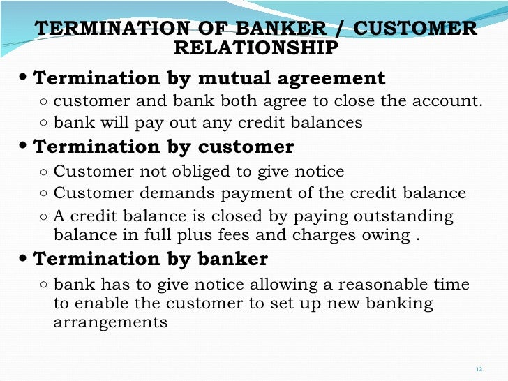 banker and customer relationship pdf